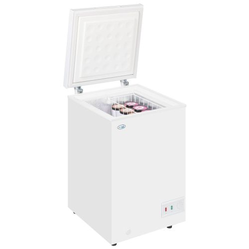 Interlevin ECF98 Solid Lid Chest Freezer